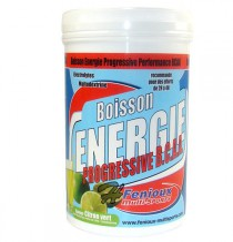 Boisson Performance Progressive BCAA FENIOUX