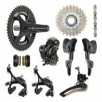 Groupe complet CAMPAGNOLO Super Record 11v 2015 (52*36)