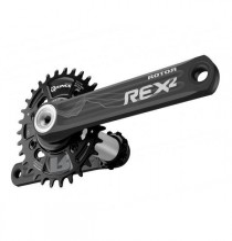 Pédalier ROTOR 3 Rex 2.1